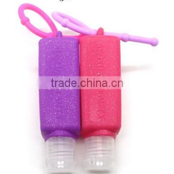 MA-558 2013Wholesale Bath and Body Works Silicone Hand Sanitizer Holder