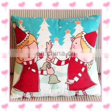 Christmas Day Classic Pattern New Design Cushion Cover