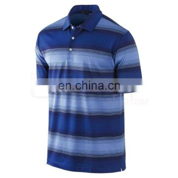 2015 manufacturer OEM high quality sublimation dri fit golf polo shirt for men