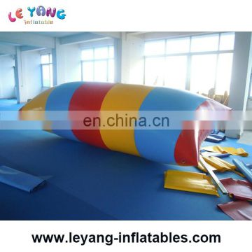 Inflatable Water Blob In Multi Colors For Water Amusement Park Equipment