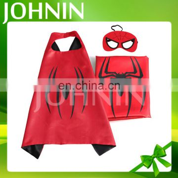 Fast Shipping Various Style Kids Dress Up Custume Halloween Superhero Cape