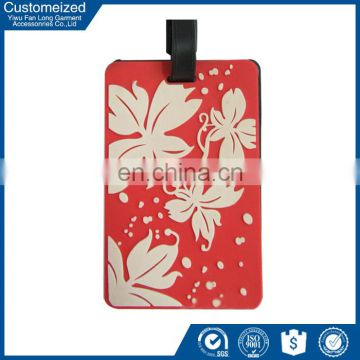 Wholesale Custom printed personalized luggage tags wedding favors
