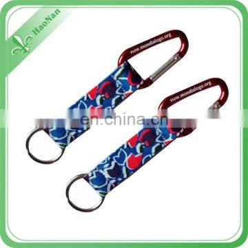 aluminum round carabiner bulk for alibaba customer made in china