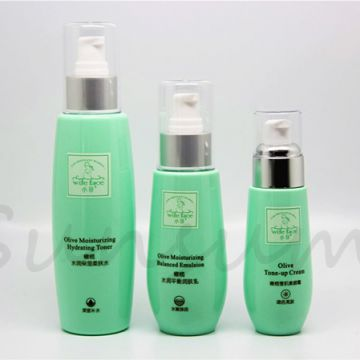 60ml 100ml 150ml Custom Lotion Body Cream Sprayer Pump Bolttle
