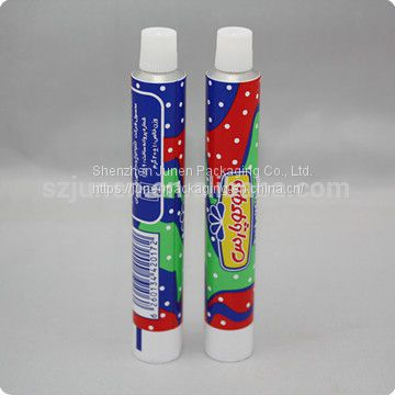 Collapsible Food Aluminum Packaging Tube