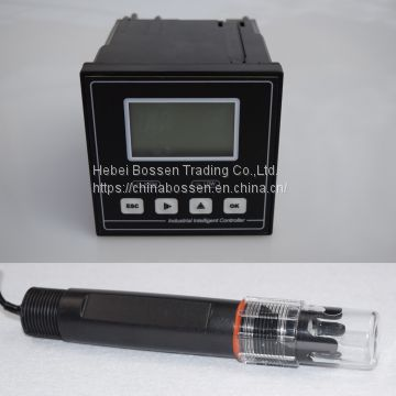 Industrial online pH meter for wastewater treatment