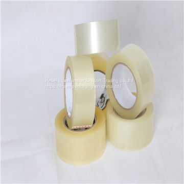 transparent jumbo roll gum tape