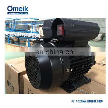 single phase 2hp electric ac gear motor 220v