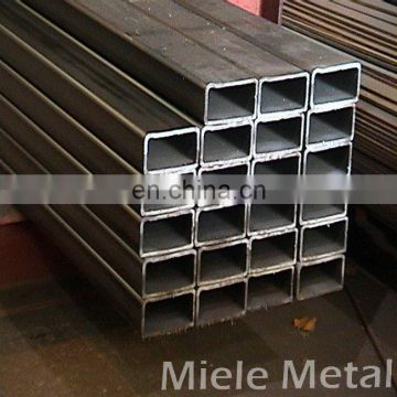 10mm diameter Q195 cold rolled square tube in stock