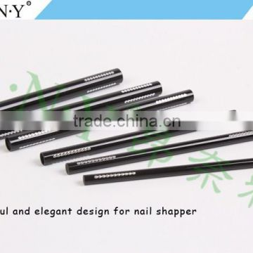 ANY Nail Art Crystal False Extension Nails Shape Form 6PCS Rod Stick Nail Tool Kit