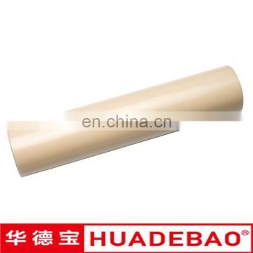 PE hard rubber floor protective film dust control customized