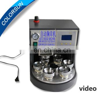 badge\button making machine,button press machine(with mold)