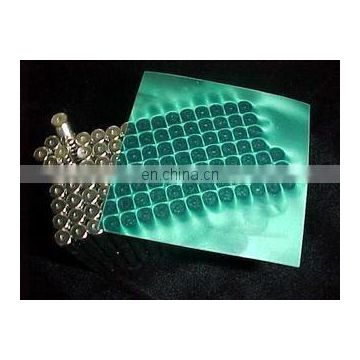 "Magnetic Field View Film Green 4""x6"""
