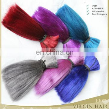 Beautiful style fashional hot new products raw burmese hair,wholesale bulk, bulk human hair