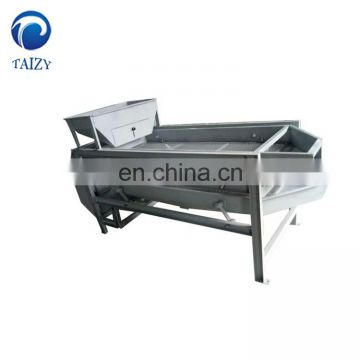 Taizy Palm nut hazelnut shelling machine almond dehulling machine
