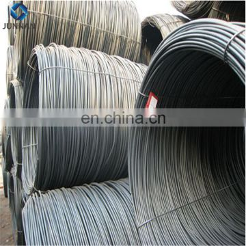 steel wire rod SAE1008 wire rod steel SAE 1006 low carbon wire rod