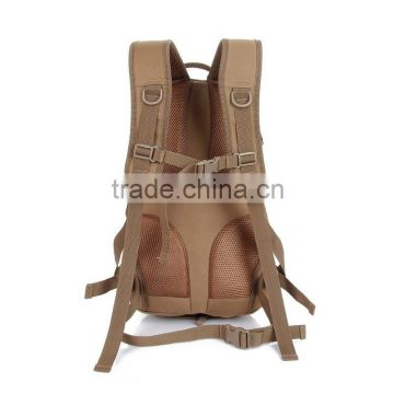 Outdoor camouflage hiking molle tactical military army backpack