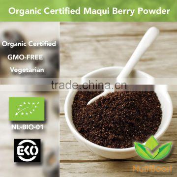 Organic Maqui Berry Powder Private Label Of Private Label