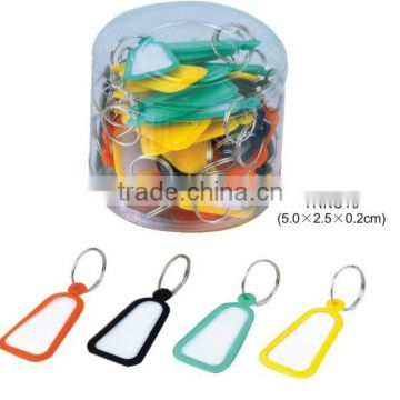 Simple Style Plastic Luggage Tags for Promotion Gifts