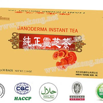 Herbal tea Ganoderma Tea instant tea