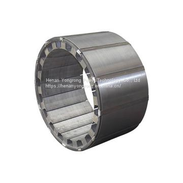 Premium high efficiency silicon steel lamination electric motor stamping stackings generator rotor stator core