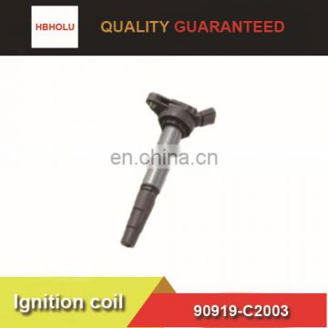 Ignition coil 90919-C2003 with high quality