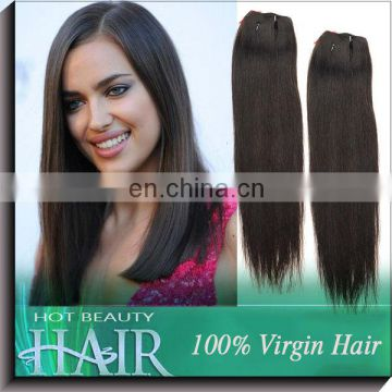 100% Golden Supplier Softest Hair Brazillian Virgin Hair Straight