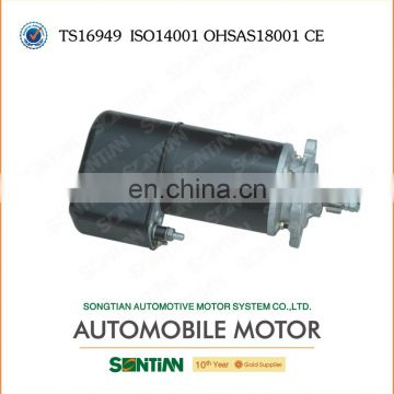 Electric Auto Parts Bosch Starter Motor 12V DC For FIAT Agriculture/Landbrug Made in China