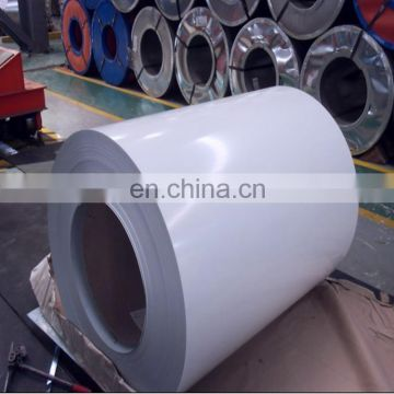 PPGI from China supplier with 0.38mm thickness ral 9002/9003
