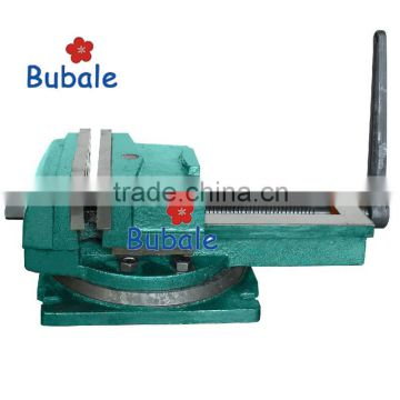 Drilling and Milling Machine tool accessories or parts of drilling vise or milling vice made of cast iron of QB320