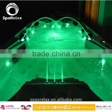 Guangdong Supplier Luxury massage type A870 best whirlpool hot tub for outdoor garden