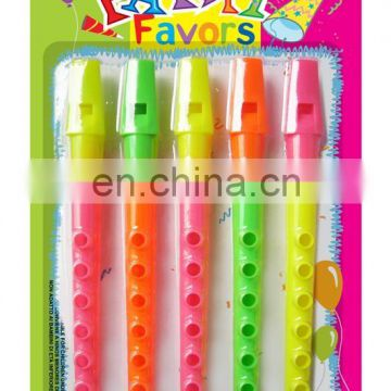 5 pack mini clarinet toy,party favor,kazoo