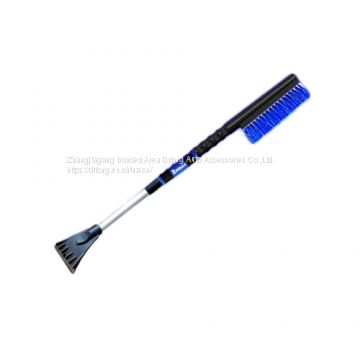 2-in-1 Telescopic 65-113CM Ice Scraper And Snow Brush