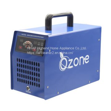 Water purifier 5000mg ozone generator adjustable O3 machine with remote control