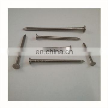 High carbon galvanized cement concrete nail