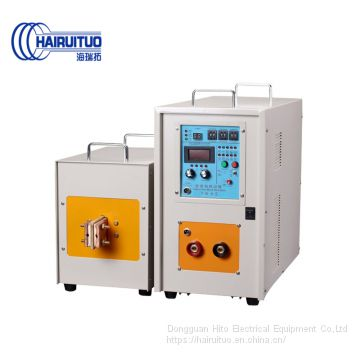 40KW High frequency induction heating equipment for welding \ heating \ heat treatment \ annealing