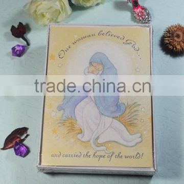 best selling custom traditional high quality chrismas occasion greeting card