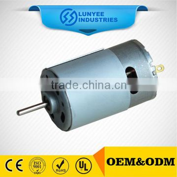 12V 24V 1-1600rpm 37mm micro DC gear motor for electronic remote control anti-theft door locks