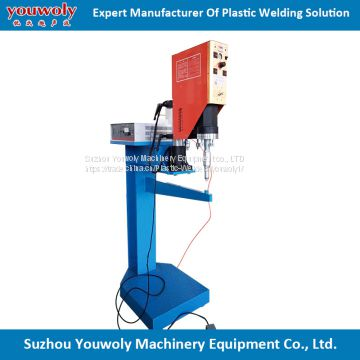heat staking machine/plastic pipe welding machine