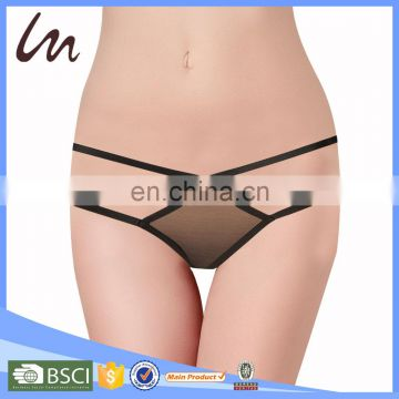 latest design sexy adult panty transparent lady underwear sexy photo lingerie femme briefs