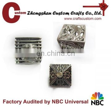 Hot sell design 3D casino metal dice factory