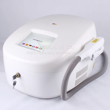 Professional Portable IPL depilation skin rejuvenation laser beauty instrument