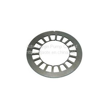 Stator lamination for electric submersible pump motor
