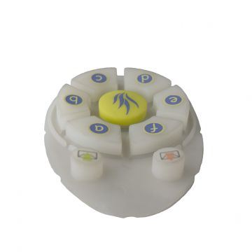 Silicone Rubber Button Rubber Keypad