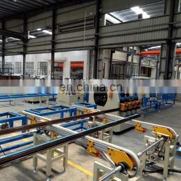 CNC Two-axis Rolling Machine For Aluminum Window and Door