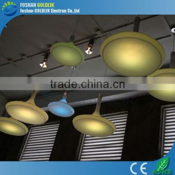 LED Color Roof Hanging Lamp GKH-037MG