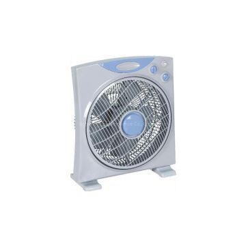 KYT30-001 12inch box fan with plastic body ABS front and PP back export to saudi