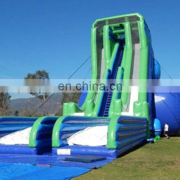 hotsale inflatable skyscraper giant inflatable slide ID-SLL011