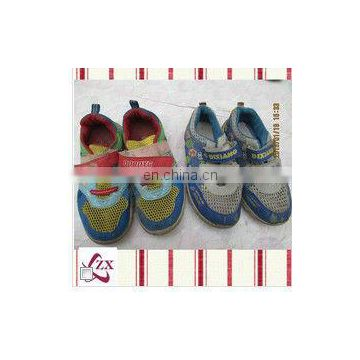 second hand shoes GRADE HIGH children shoes wholesale
