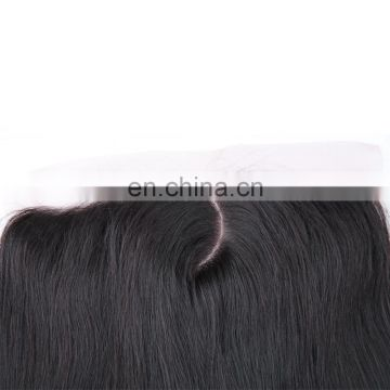 Wholesale Price 8''-20'' Top Quality Virgin Lace Frontal, Brazilian Human Hair Lace Frontal without chemical treating